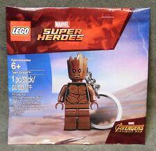 LEGO Teen Groot Key Chain - MARVEL Avengers Infinity Wars