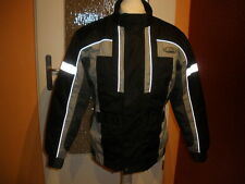 Motorradjacke Textil Roller-Jacke Bikerjacke NERVE Neuwertig Top Zustand Protekt