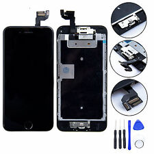 """Black Full LCD Screen Display + 3D Touch Screen Digitizer For iphone 6S 4.7"""" 6 S"""