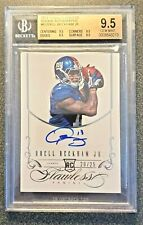 2014 Flawless ODELL BECKHAM Jr. 20/25 SP RC Auto BGS 9.5/10 all 9.5 Subs - POP 5