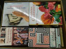 49 Bücher Hardcover Romane Sachbücher verschiedene Themen