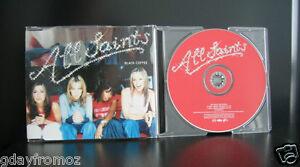 All Saints - Black Coffee 3 Track CD Single
