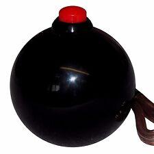 Black 12V TOP Button Shift Knob nitrous line lock for Corvette C4 C5 9/16-18