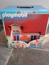 Playmobil 5167 La maison transportable Boite neuve scellée