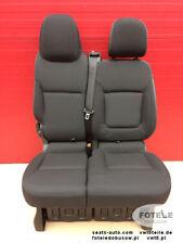 Seat Opel Vauxhall Vivaro Trafic NV300 Talento front double passenger RHD