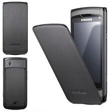 Etui vertical origine Samsung ultra fin pour Wave 1 Samsung S8500