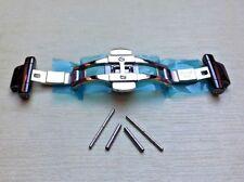 CLASP & Ceramic Clasp LINKS Fits Emporio Armani AR1440 Watch strap/bracelet/band