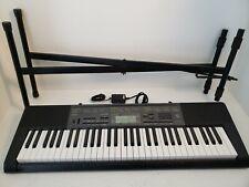 Casio Keyboard Model CTK-2080 w/ Stand