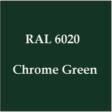 Powder Coating Paint Ral 6020 Chrome Green 1lb