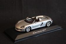 Minichamps (DV) Porsche 911 Carrera GT 1:43 Silver (HB)