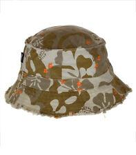Black Salamander Flower Bucket Hat - BH5 - New
