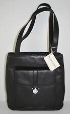 Ralph Lauren Saddlers Large  Black Tote Shoulder bag Never used original tags