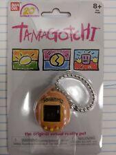 Bandai Original Tamagotchi 20th Anniversary Virtual Digital Pet Toy - Orange