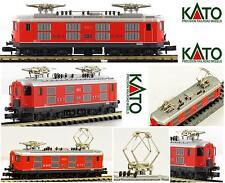 KATO K11604 LOCOMOTORE ELETTRICO Re 4/4 I Linee REGIONALI SBB-CFF SUISSE SCALA-N