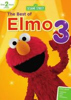 Sesame Street: The Best of Elmo 3 [New DVD] Amaray Case