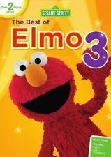 Sesame Street: The Best of Elmo 3 [New DVD] Amaray Case