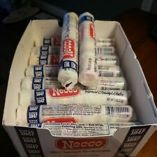 NECCO Candy Wafers Since1847 (18 Pack) (Exp06/23/23) The Original Candy Wafer