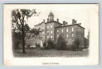 Capital University, Columbus OH Vintage Ohio Postcard Z21