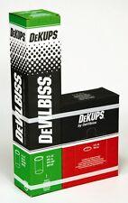 DeVilbiss DeKups DPC-602 Disposable 9 Oz. Cups & Lids