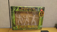 Toybiz Lord of the Rings Bearers of the One Ring Gift Pack set, New!