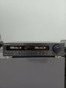 VINTAGE 1991 PIONEER GR-Z370 STEREO GRAPHIC EQUALIZER - FULLY TESTED