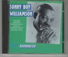 (HH275) Sonny Boy Williamson, Blues Collection - 1991 CD