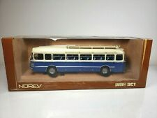 Norev Diecast 1/43 Saviem SC1 Coach Bus Blue / Cream Annonay  in Box