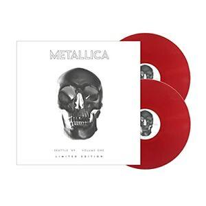 METALLICA-SEATTLE `89 VOLUME 2 (RED VINYL/2LP) VINYL LP NEUF