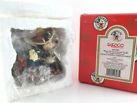 Disney Enesco 205249 Mickey Mouse Hoeing Corn Figurine New in Box