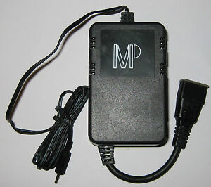 Symbol 12V DC - 1.2 Amp Desktop Power Adapter - 230 VAC In - 3.5 mm Plug - 12VDC
