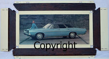 Dealership Showroom Poster/Promotional Sign 1968/68 Ford LTD 302/390/428 Galaxie