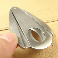 New Pocket Mini Stainless Steel Cigar Cutters Scissors WX42