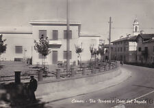 * Cameri  - Via Novara e Casa del Popolo 1961