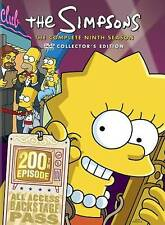 The Simpsons ~ The Complete Season 9 Nine Ninth Season Brand New DVD