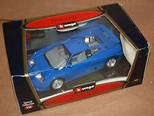 BUGATTI EB 110 CAR 1:18 SCALE DIE-CAST BURAGO 1991 SPECIAL COLLECTION