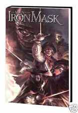 MARVEL ILLUSTRATED MAN IN THE IRON MASK Hardcover!