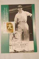 DON BRADMAN - Australian Legends - Maximum Card - S.C.G vs India 1947.