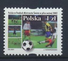 Polen 3924 postfrisch / Fußball ................................................