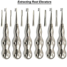 MEDENTRA® Luxating Root Elevators Tooth Extraction Perio Ligament/Periotome 6PCS