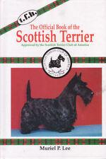 SCOTTISH TERRIER Muriel P Lee American Club Book **NEW COPY*