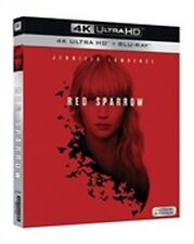 Red Sparrow (4K Ultra HD + Blu-Ray Disc)