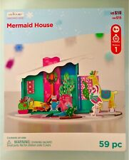 Creatology 59 piece Mermaid House foam kit