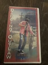 Dancing Outlaw VHS Jacob Young