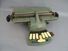 Punktschriftmaschine Blista Blindenschrift Schreibmaschine