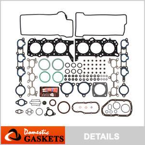 Fits 01-06 Suzuki XL-7 Grand Vitara 2.7L DOHC Full Gasket Set H27A