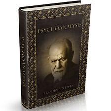 138 PSYCHOANALYSIS Books on DVD Freud Psychology Dream Analysis Therapy Theory