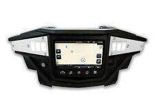 2017 Polaris XP1000 Ride Command 2 piece Dash Panel Set CNC White