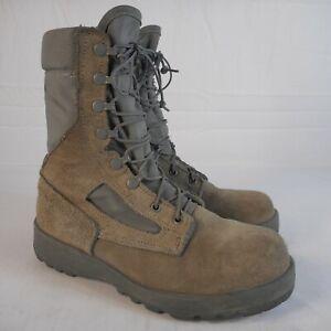 Belleville Boots Womens Sage Steel Toe Military Combat Boots Sz 6 W 650 ST