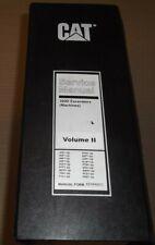 Cat Caterpillar 320d Excavator Service Shop Repair Manual Book Vol 2