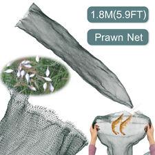 1.8M Large Crab Prawn Landing Net Foldable Fishing Gear Fish Trap Replacement